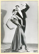 Nogrady / Paris - DANSE Lého et Mané*, Vintage argentic print c.1950 - 18x13 cm