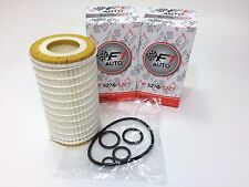 (1SET OF 2PCS) F5277/5276 MERCEDES BENZ OIL FILTER ,C CL CLK CLS E S SLK G ML R