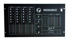 Façade / Frontplate NEUVE pour table de mixage RODEC BX9