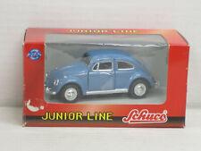 VW Käfer 1200 in graublau, Schuco, OVP, 1:43