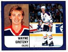 1988-89 Panini Stickers #58 Wayne Gretzky