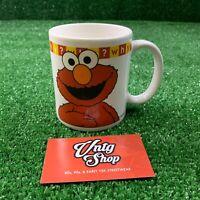 Sesame Street ELMO Muppet General Store WHY? Mug