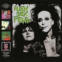 ALIEN SEX FIEND - CLASSIC ALBUMS VOL.2  4 CD NEU