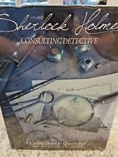 Sherlock Holmes Consulting Detective Carlton House & Queen's Park Board Game