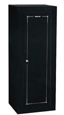 18 Gun Fully Convertible Steel Security Cabinet Sorter Safe Storage Organizer