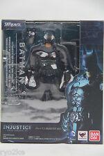 Tamashii Bandai S.H.Figuarts Batman Injustice Ver. Action Figure