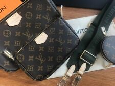 Louis Vuitton multi pochette Con Dust Bag E Box