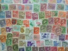 100 Different France Stamp Collection - Pre-cancels only