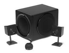 Creative GigaWorks T3 2.1 Lautsprechersystem Subwoofer Bass Speaker 7-9.5-4102