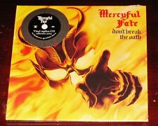 Mercyful Fate: Don't Break The Oath CD 2020 Metal Blade Hard Gatefold Sleeve NEW