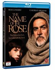 The Name of the Rose (Blu-ray Region B) Multi Language Options (Sean Connery)
