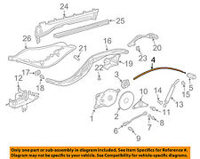 PORSCHE OEM 97-07 Boxster Motor-Convertible/soft Top-Cable 98656171703