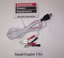 PET-353 Honda 12V DC Charging Cord Cable EU1000i EU2000i Charger 12 Volt Wires