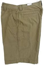 Mens Cargo Shorts Size 36 Outdoor Life Cliff Canvas
