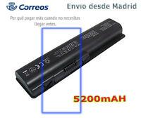 Bateria para HP PAVILIUM DV4 DV5 DV6 PORTATILES HSTNN-CB72 HSTNN-DB72 HSTNN-UB73