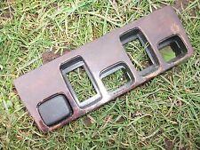 MG MGF (1995-2002) Dashboard Switch Panel Surround YUD100690