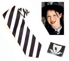 MRS CACKLES ACADEMY MILDRED HUBBLE TIE WITH STRIVE EMBLEM BADGE