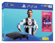 Sony PlayStation 4 1TB FIFA 19 Console Bundle - Jet Black