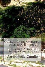 Colección de Articulos Politicos II - 2009 : Colección Articulos Politica...