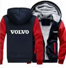 Winter coat Volvo baseball clothing cashmere thickening hoodie sweater jacket