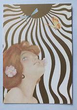 CP - FEMMES AU SOLEIL 1 PAR RAPHAEL KIRCHNER  - ED. DI MARIA - 1984 *