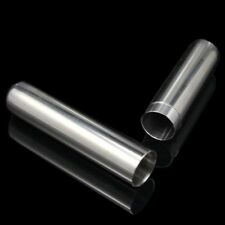 Pro Metal Stainless Steel Cigar Tube Storage Case Cigarettes Tobacco Holder hot