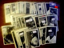 Lot of (46) 2001 Bowman Heritage Baseball Cards-ex/mt
