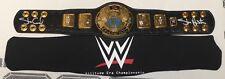 Stone Cold Steve Austin Signed WWE Attitude Era Championhip Mini Belt BAS COA