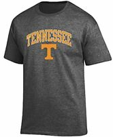 Tennessee Volunteers Grey Champion Campus Short Sleeve T Shirt