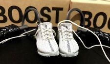 A Pair of 3D Keyring with BV leather keychain Yeezy Boost 350 V2 'White Green'