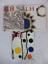 Lot of 3 LESLIE HINDMAN AUCTION CATALOGS Art Jewelry Books Manuscripts