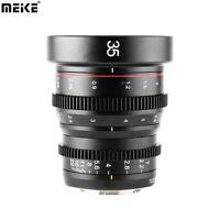 Meike 35mmT2.2 Mini Cine Lens for MFT M4/3 mount OLYMPUS /Panasonic Lumix  BMPCC