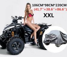 De doble cara utilizable Impermeable ATV Cover para Bicicleta/Triciclo/ATC/vehículos, XXL