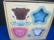Williams-Sonoma Ice Cream Sandwich Molds Cow, Pig, Unused   A15