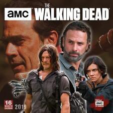 WALKING DEAD - 2019 WALL CALENDAR - BRAND NEW - TV 904135