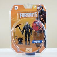 """Epic Games Fortnite - Omega (Early Game) 4"""" Action Figure & Survival Kit 