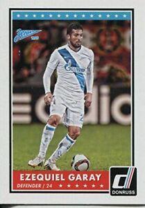 Donruss Soccer 2015 Base Card #81 Ezequiel Garay