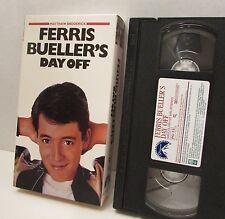 Ferris Bueller- V.H.S.-Movie