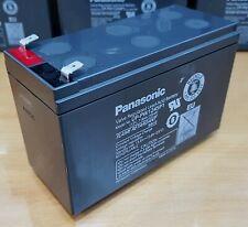 Panasonic 12V 7.8Ah VRLA AGM 7.2Ah Battery Alarm NBN Car Bike Gate Home APC UPS