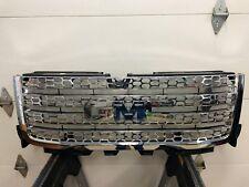 2011-2014 GMC Sierra Denali 2500 3500 HD Chrome Grille
