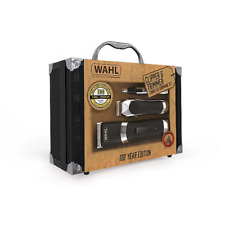 WAHL Hair Clipper & Beard Trimmer Cordless Grooming Gift Set for Men+ Carry Case
