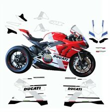 Stickers Kit Replica S Racing - Ducati Panigale V4-899-1199-959-1299