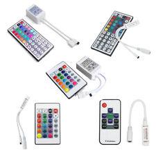 10/24/44 keys IR/RF Remote Steuerung Fernbedienung For RGB LED Streifen Licht
