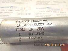 Western Electric KS-14330 Capacitor