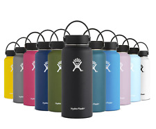 40Oz Hydro Flask Wide Mouth Vacuum Insulated Flask Stainless Steel Travel Bottle