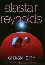 Chasm City (GOLLANCZ S.F.),Alastair Reynolds- 9780575073654