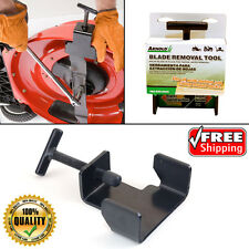 "Arnold Lawn Mower Blade Removal Tool Outdoor Hand Equipment Clamp UP TO 42"" DECK"