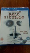 Dead Silence (Blu-ray Disc, 2010) Import Region B