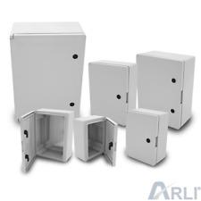 Schaltschrank Industriegehäuse IP65 Leergehäuse ABS Kunststoff Schrank ARLI ECO