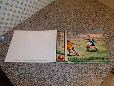 ALBUM I CALCIATORI DI SERIE A 1959 1960 SESS COMPLETO BELLO GAZZETTA SPORT ILLUS
